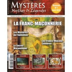 Mystères n° 1 - La Franc-Maçonnerie