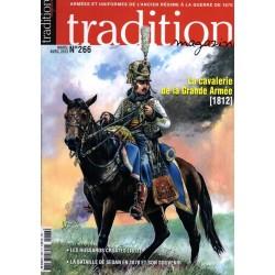 tradition magazine n° 266 - La cavalerie de la Grande Armée, 1812