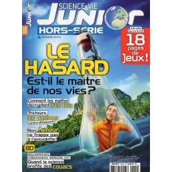 Science & Vie Junior (hors série) n° 100H - Le Hasard : est-il le maître de nos vies ?