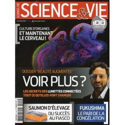 Science & Vie n° 1154 - Culture d'organes : Et maintenant le Cerveau !