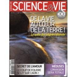 Science & Vie n° 1151 S - De la vie au Cœur de la Terre !