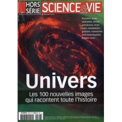 Science & Vie Hors série n° 267 H - Univers : les 100 nouvelles images qui racontent toute l'histoire