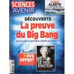 Sciences et Avenir n° 806 - La preuve du Big Bang par les ondes gravitationnelles