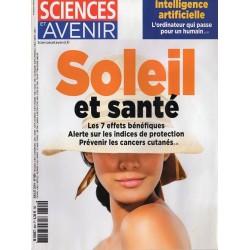 Sciences et Avenir n° 809 - Soleil et santé, les 7 effets bénéfiques