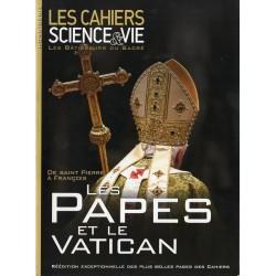 Les Cahiers de Science & Vie (Hors Série) n° 7H - Les Papes et le Vatican