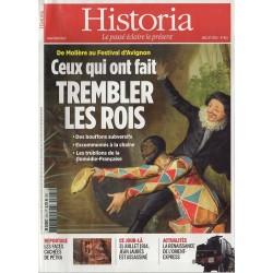 Historia n° 811 - Ceux qui ont fait trembler les Rois (de Molière au Festival d'Avignon)