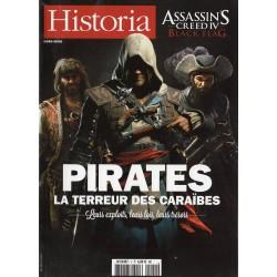 Historia Hors-Série n° 1 - Pirates, la terreur des Caraïbes