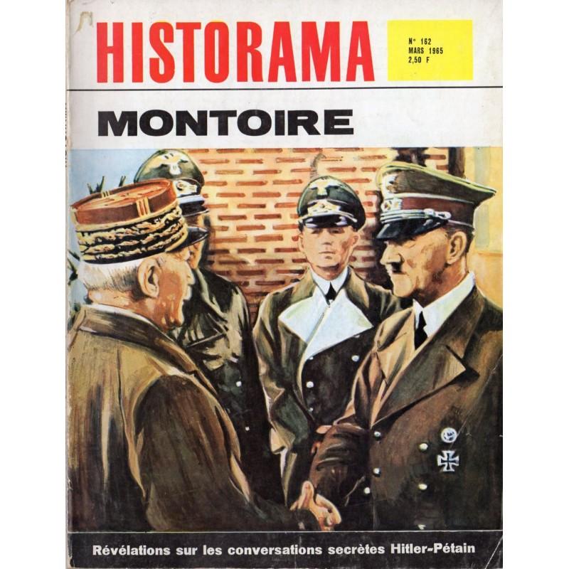 Historama n° 162 - Montoire, Révélations sur les conversations secrètes Hitler-Pétain