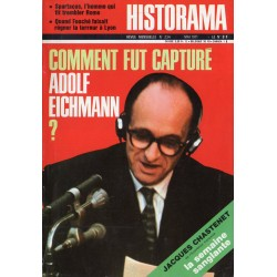 Historama n° 234 - Comment fut capturé Adolf Eichmann ?