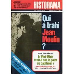 Historama n° 240 - Qui a trahi Jean Moulin ?