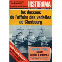 Historama n° 241 - Les dessous de l'affaire des vedettes de Cherbourg