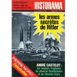 Historama n° 242 - Les Armes secrètes de Hitler