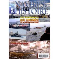 Navires & Histoire n° 83 - Les Évènements en Crimée du 26 février au 5 mars 2014
