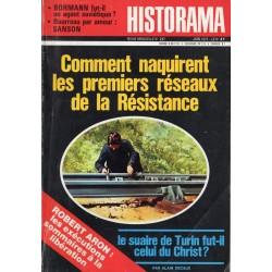 Historama n° 247 - Comment naquirent les premiers réseaux de la Résistance