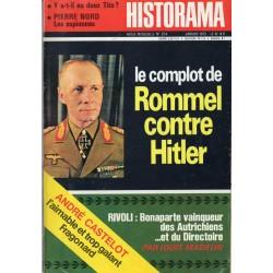 Historama n° 254 - Le complot de Rommel contre Hitler