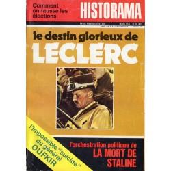 Historama n° 256 - Le destin glorieux de Leclerc