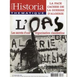 Historia Thématique n° 76 - L'OAS, les secrets d'une organisation clandestine