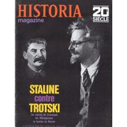 Historia Magazine 20e siècle n° 135 - Staline contre Trotski