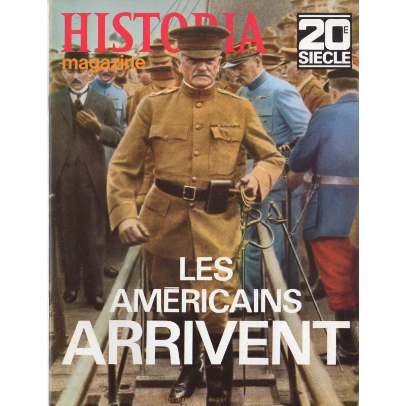 Historia Magazine 20e siècle n° 127 - Les Américains arrivent