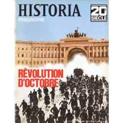 Historia Magazine 20e siècle n° 125 - Révolution d'Octobre 1917