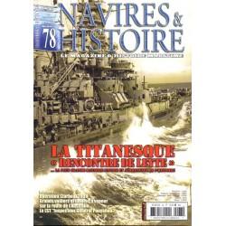 """Navires & Histoire n° 78 - La Titanesque """"Rencontre de Leyte"""" partie 1"""