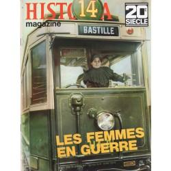 Historia Magazine 20e siècle n° 120 - Les Femmes en guerre