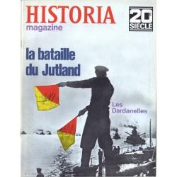 Historia Magazine 20e siècle n° 117 - La Bataille du Jutland - Les Dardanelles