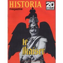 Historia Magazine 20e siècle n° 102 - Le Kaiser