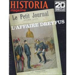 Historia Magazine 20e siècle n° 101 - L'Affaire Dreyfus