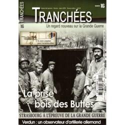 Tranchées n° 16 - La prise du Bois des Buttes