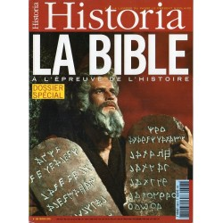 Historia n° 698 S - La Bible à l'épreuve de l'Histoire