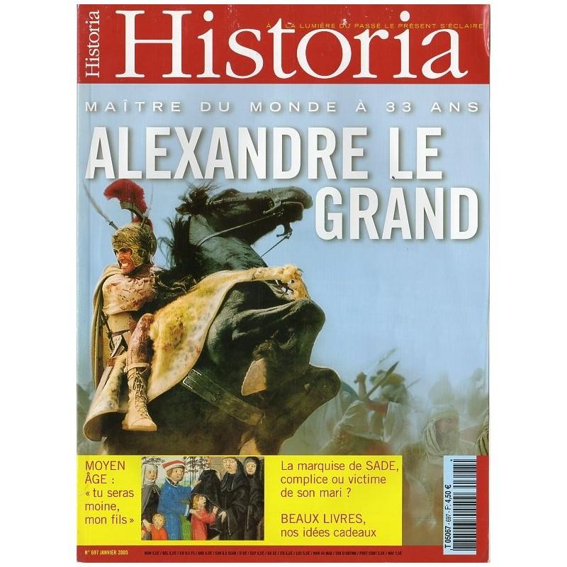 Historia n° 697 - Alexandre le grand, Maître du Monde à 33 ans