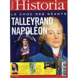 Historia n° 686 - Talleyrand / Napoléon, le choc des géants