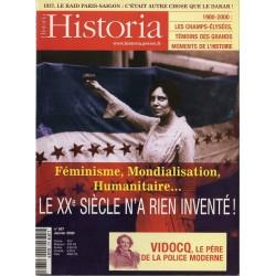 Historia n° 637 - Féminisme, Mondialisation, Humanitaire... Le XXe siècle n'a rien inventé !