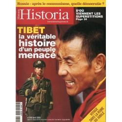 Historia n° 640 - Tibet, la véritable histoire d'un peuple menacé