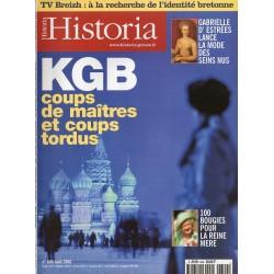 Historia n° 644 - KGB : coups de maîtres et coups tordus