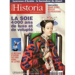Historia n° 648 - La Soie : 4000 ans de luxe et de volupté