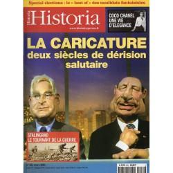 Historia n° 651 - La caricature, deux siècles de dérision salutaire