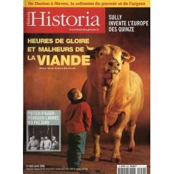 Historia n° 652 - Heures de gloire et malheurs de la Viande