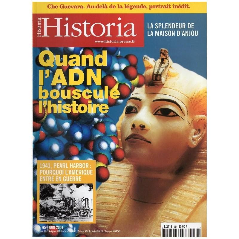 Historia n° 654 - Quand l'ADN bouscule l'histoire