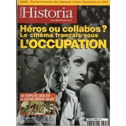 Historia n° 661 - Héros ou collabos ? Le cinéma français sous l'occupation