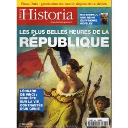 Historia n° 664 - Les plus belles heures de la République