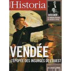 Historia n° 704 -  Vendée, l'épopée des insurgés de l'ouest