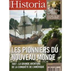 Historia n° 709 - Les pionniers du nouveau monde