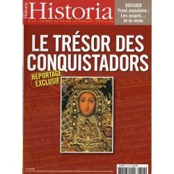 Historia n° 713 - Le Trésor...