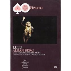 Lulu (Opéra de Alban Berg) - DVD zone 2
