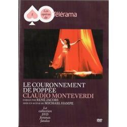 Le Couronnement de Poppée (Opéra de Claudio Monteverdi) - DVD zone 2