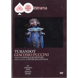 Turandot (Opéra de Giacomo Puccini) - DVD zone 2