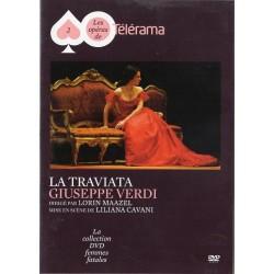 La Traviata (Opéra de Giuseppe Verdi) - DVD zone 2
