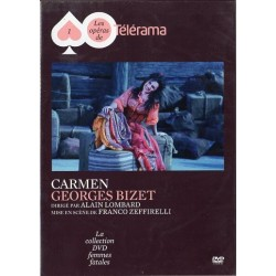 Carmen (Opéra de Georges Bizet) - DVD zone 2